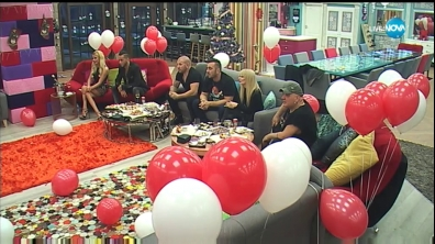 Big Brother: Most Wanted (11.12.2017) - Част 1